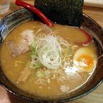 天和 - 豚味噌(とんみそ)らーめん・(750円)