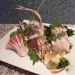 神田魚市場 つかさ丸 直売所 - 刺盛あじバージョン