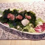 神田魚市場 つかさ丸 直売所 - 海鮮サラダ
