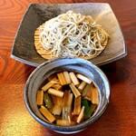 しゅばく - 京鴨の鴨汁蕎麦