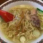 中華そば 嘉一 - 鶏中華