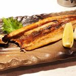 ビストロ 翔良 - 秋刀魚のひらき