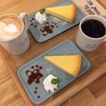 うのまち珈琲店 - 料理写真: