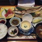 浜舟 - 浜舟定食980円
