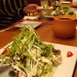 野菜ダイニング 菜宴 - サラダ