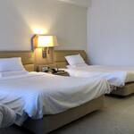 函館国際ホテル - その他写真:ホテルツインの部屋