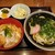 麺処 かわべ - 料理写真:日替りセット