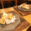 菜鶏 - 料理写真:ひとり1皿いただきました