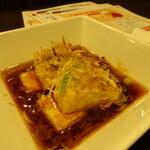 居酒屋 赤べこ - 揚げ出し豆腐