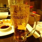 居酒屋 赤べこ - 梅酒のソーダ割