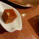 126174179 - 泡醤油