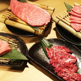 ≪こだわりのお肉≫