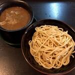 麺将 重厚軍団 - 重厚つけ麺(やや大盛)