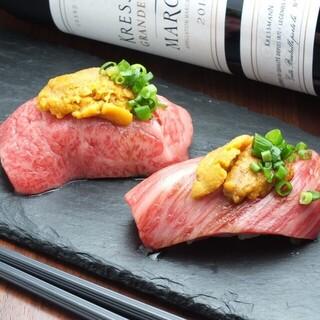 厳選したお肉を使用した自慢の肉料理をご堪能いただけます!