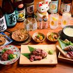 居酒屋 平八 - 平八食べつくしコース3500円