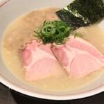 麺と心 7 - 濃厚魚介ラーメン