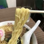 126179354 - 麺のアップ