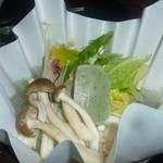 Soujyuan - 1800円ランチ 湯豆腐