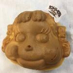 不二家 - ペコちゃん焼き 月替わり限定 カントリーマアム カフェショコラ 200円(税込)