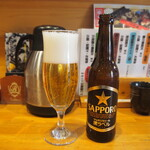 銀の舞 - ビール