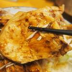 銀の舞 - 銀の舞豚丼ミックス(ロース)