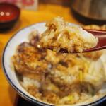 126182017 - 銀の舞豚丼ミックス(ご飯)