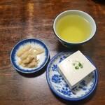 126183163 - なぜか豆腐がちょうどいい。