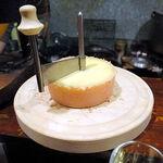 エゾットリア - ジールとフリルチーズの塊