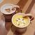 ドリンクドランク - 料理写真:宇陀金ごぼう&栗かぼちゃスムージー