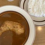 スープカレー店 34 - 料理写真:【数量限定】ワンコインチキンスープカレー