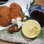 kuzushikappoutokoshitsuiori - 雲丹コロッケ
