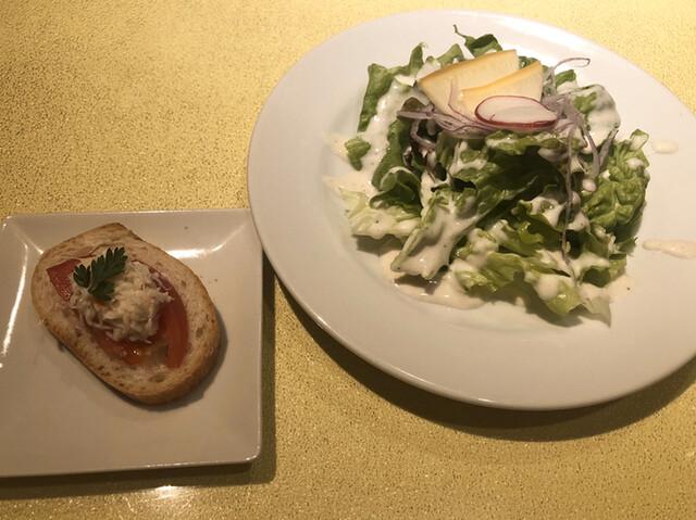 トラットリア ボーノ 自由が丘店の料理の写真