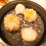 華錦飯店 - 海老餃子&肉焼売