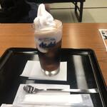 レストラン 味心 - ドリンク写真:コーラフロート
