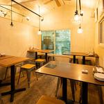 月島 天ぷら酒場@rkitchen - テーブル1
