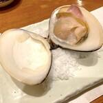 貝料理 吟 - 本日の焼き貝