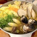 貝料理 吟 - 貝鍋