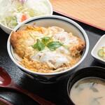 うんの - カツ丼