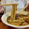 おっきん - 料理写真:ひも川カレーうどん