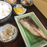 むらかみ食堂  - 料理写真:サバ定食 1/3