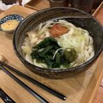 牛かすうどん りっちゃん - 料理写真: