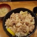 伝説のすた丼屋 - P3050016.jpg
