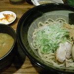 麻辣麺 雷伝 - ノーマルなつけ麺