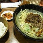 麻辣麺 雷伝 - 麻辣麺(600円)