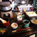 日本料理 膳 - 料理写真:大和肉鶏釜飯膳