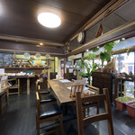 カフェ ノワ - 内観☆