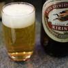 大江戸 - ドリンク写真:此処は瓶ビールでしょ~
