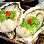銀座 和らん - 牡蠣写真