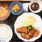 よりみち - 料理写真:サービスランチ 500円