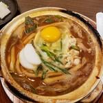 126206154 - 名古屋コーチン味噌煮込みうどん